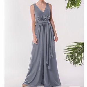JASMINE BRIDESMAIDS dress floor length US size 8